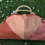velká quiltovaná taška