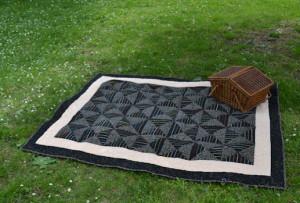 quilt na jednolůžko