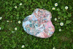 art quilt - taštička